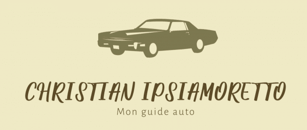 Christian Ipsiamoretto mon guide auto